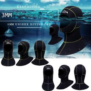 3mm-Neoprene-Scuba-Diving-Cap-Swimming-Warm-keeping-Wetsuit-Snorkeling-Hat-Hood