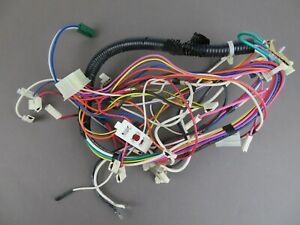 details about kenmore frigidaire dishwasher model fdb641rjs0 wiring harness 154373901 dishwasher water hookup 5304476754 dishwasher wire harness