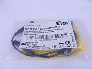 dentsal-VDW-FASCICOLO-clip-supporto-per-raypex-5-Apicale-TROVATORE-RADICE-Canal