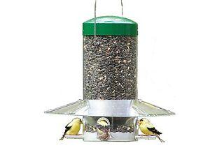 "Birds Choice 12"" Classic Hanging Tube Feeder Birds Choice New"