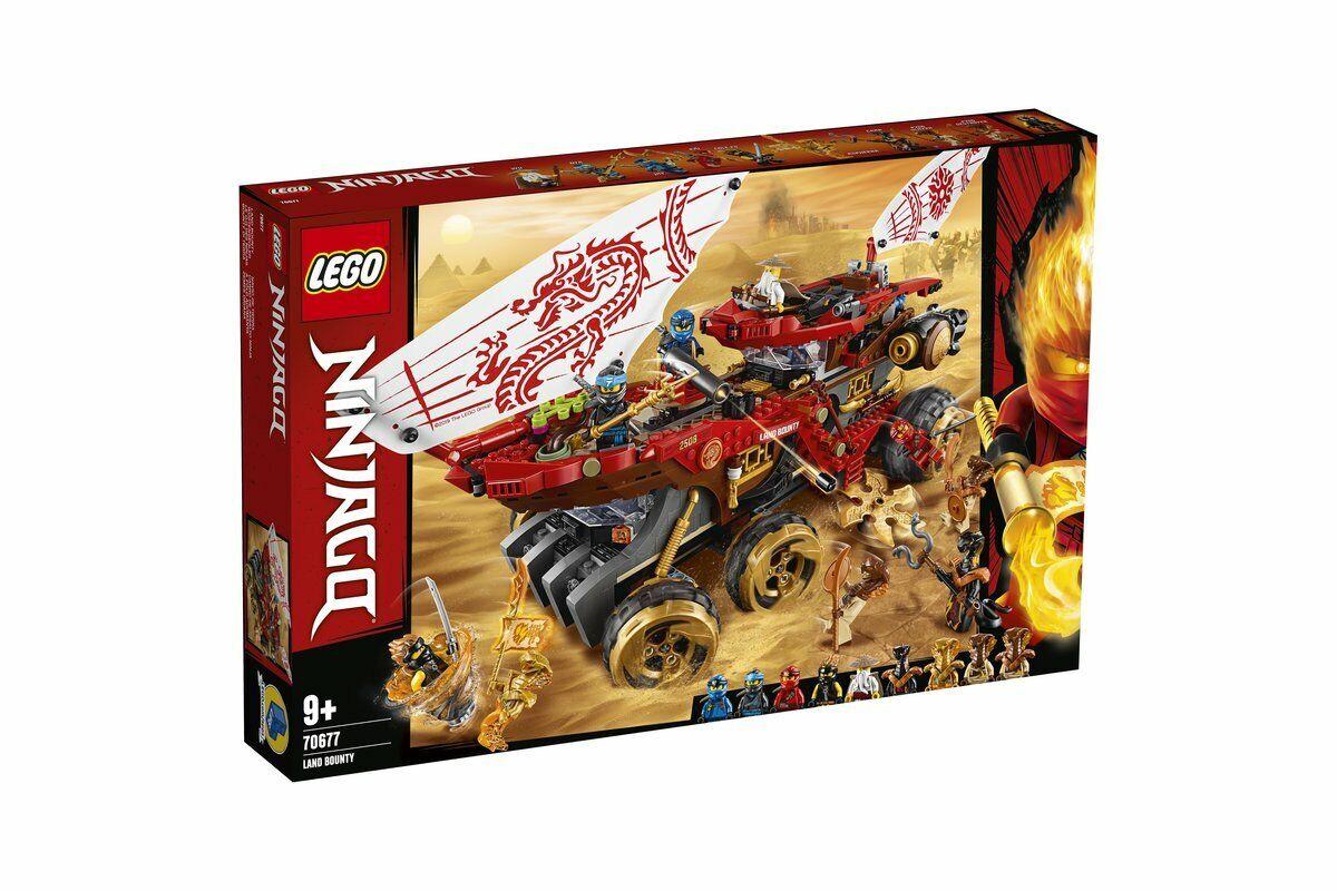 Lego Ninjago 70677 wüstensegler novedad 2019 OVP,