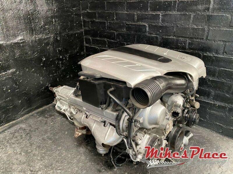 Lexus 4.3 VVTI V8 3UZ Engine & Auto Box for sale at Mikes Place