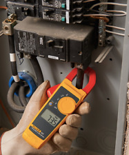 Digital Clamp Meter Electrician Handheld Equipment Troubleshooting Tester Lead
