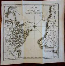 RARE 1770 PA MAP Chambersburg Greencastle Red Lion Pennsylvania History HUGE