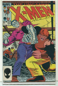 The-Uncanny-X-Men-183-NM-Marvel-Comics-CBX14A
