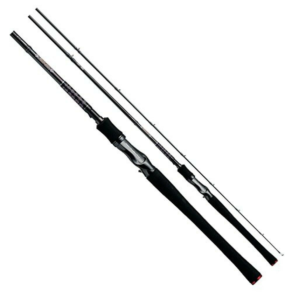 Daiwa Bass Rod bait Heartland bait casting model 721HRB-18 From Japan