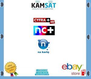 Telewizja N Na Karte Doładowanie.Details About Telewizja Na Karte Hd Doladowanie Nc Na Pakiet Domowy Hd 3 Mce Polsat N Ka