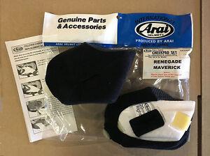 ARAI Cheek Pad Set for XD4 Helmet