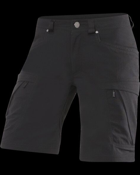 Haglöfs Mid Q Pocket Shorts für Damen true schwarz