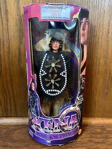 "Shamaness Xena Vintage Warrior Princess 12"" Figure Doll New NIB 1999 Toybiz 90s"