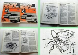 Truck-Shop-Manual-Ford-1982-Medium-Heavy-Body-Chassis-Electrical-Engine
