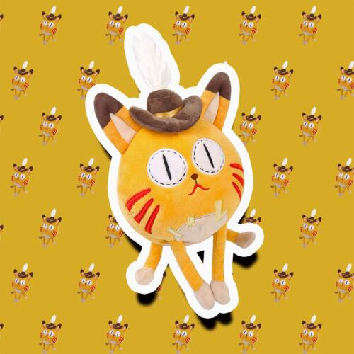 Whiskers Follower Pet Cat Cosplay Plush Toy Doll beard Mr Identity V Mr