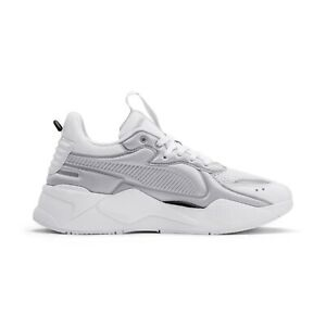 Details about New Puma RS-X Softcase Puma White/High Rise Sneakers Running  Shoes 369819 02