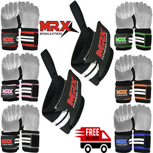 Power-Weight-Lifting-Wrist-Wraps-Supports-Gym-Workout-Bandage-Straps-Grip-18-034