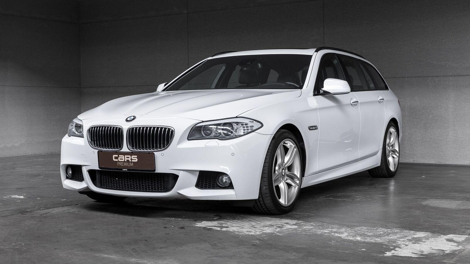 BMW 520d 2,0 Touring aut. 5d - 3.250 kr.