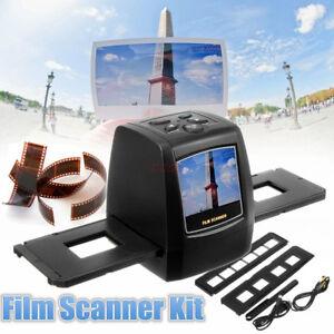 35mm Negative Slide Film Scanner Photo Digitizer Converter