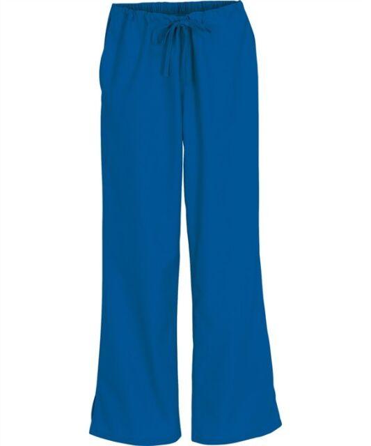 ea3f89010a9 Cherokee Workwear 4101 Teal Women's Flare Leg Scrub Pant Buy 2 Ship ...