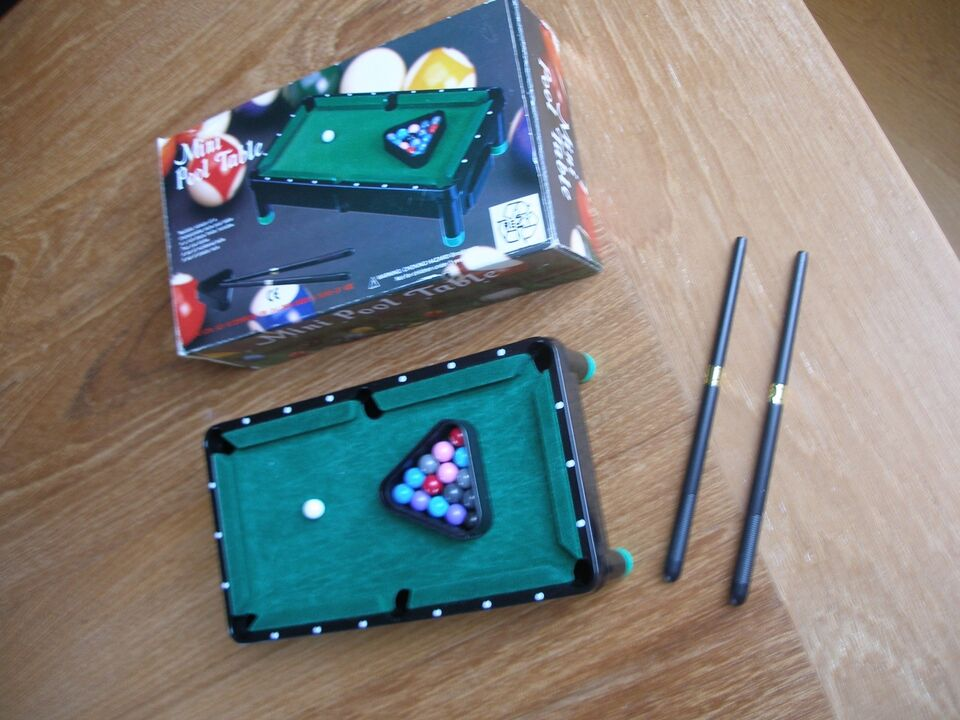 Mini Pool Table, andet spil