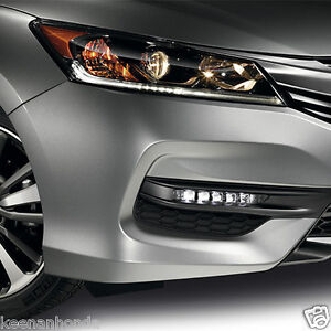 Genuine Oem Honda Accord Lx 4dr Sedan Led Fog Light Set