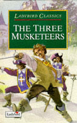 """""""AS NEW"""" Joan Cameron [retold by], Alexandre Dumas, The Three Musketeers (Ladybi"""
