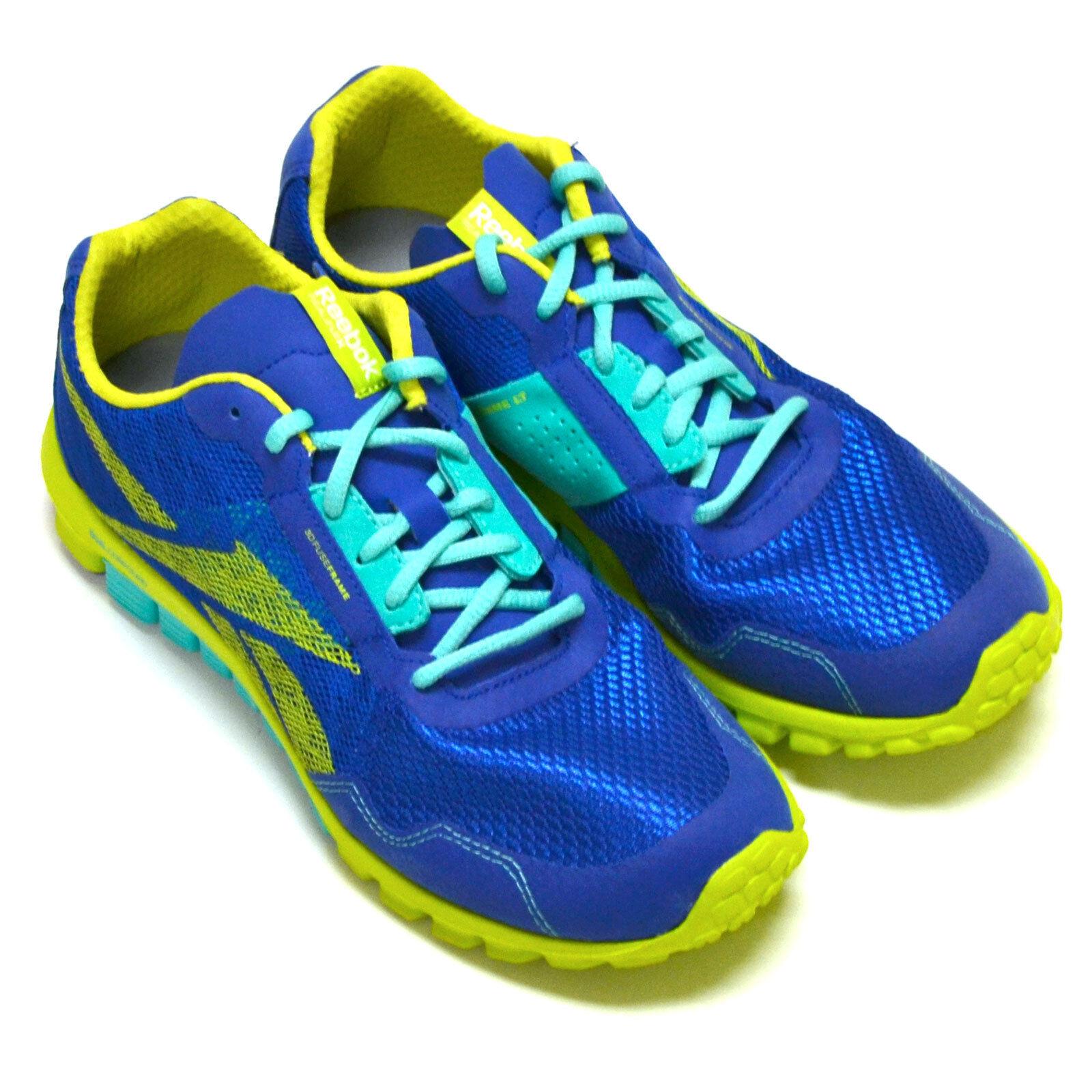 Run Green 0 Chaussures 2 Hommes Sneakers Reebok Realflex V51989 Bleu 8Bvqx5w