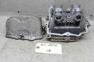 08-15-Can-am-Ds450-Oem-Engine-Top-End-Cylinder-Head-420623470