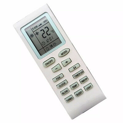 CONDIZIONATORE d/'aria Telecomando Per Toshiba RBC-AX32U WC-L03SE WH-L11SE RBC-AX33C