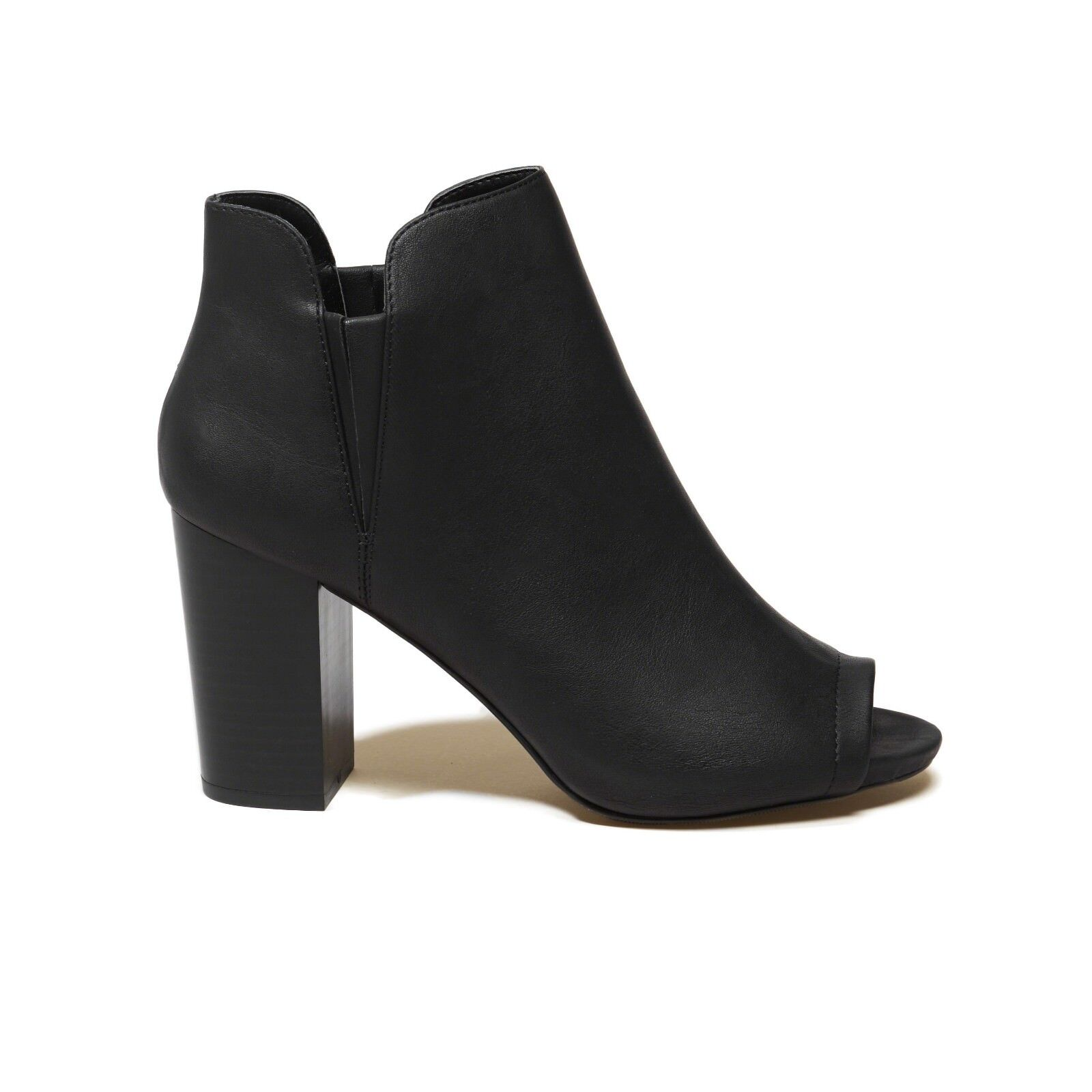 Madden Girl Fiizzle Women's Ankle Boots Black Paris