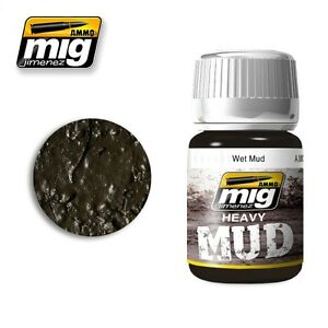 Ammo-of-Mig-A-MIG-1705-Wet-Mud-Heavy-MUD-Enamel-35ml