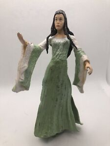 Lord Of The Rings Return Of The King Arwen Coronation Gown Figure ToyBiz 2004