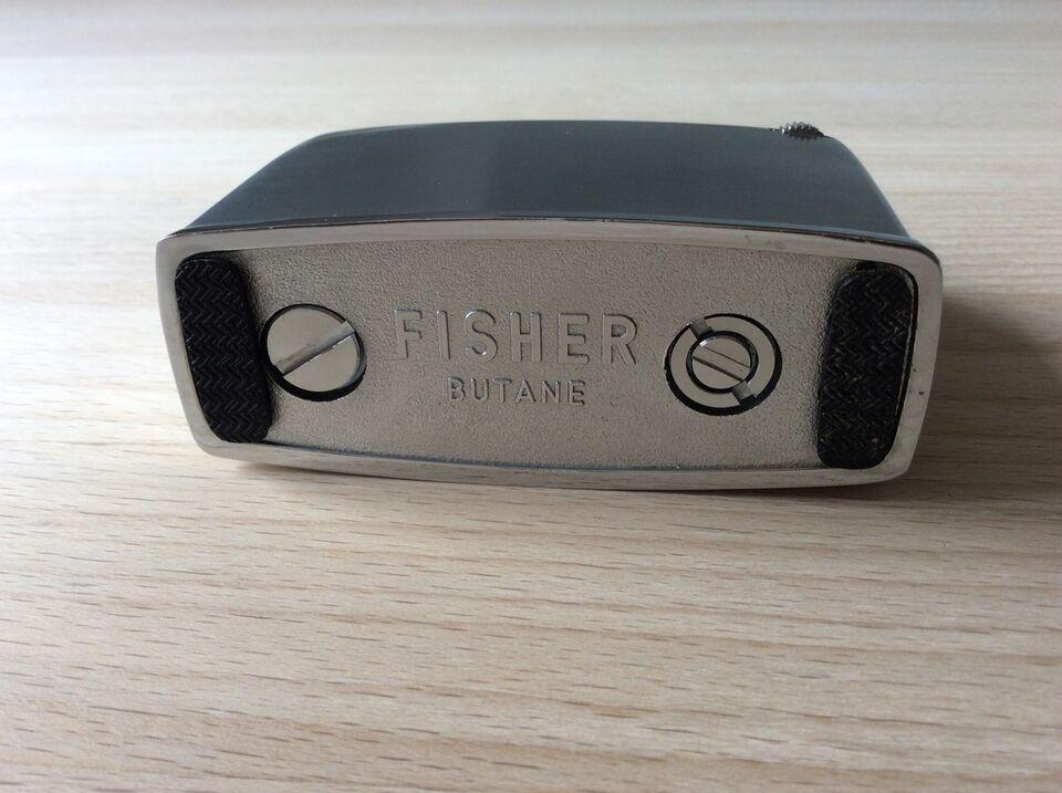 Fisher Butane