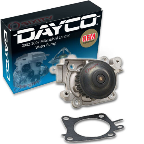 Engine Tune Up cx Dayco Water Pump for Mitsubishi Lancer 2002-2007 2.0L L4