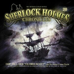 SHERLOCK-HOLMES-CHRONICLES-20-DER-FALL-DER-GLORIA-SCOTT-CD-NEW