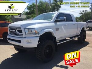 2018 Ram 3500 Limited  8'' BDS Lift - 37'' Toyo M/T Tires - $296.80 /Wk