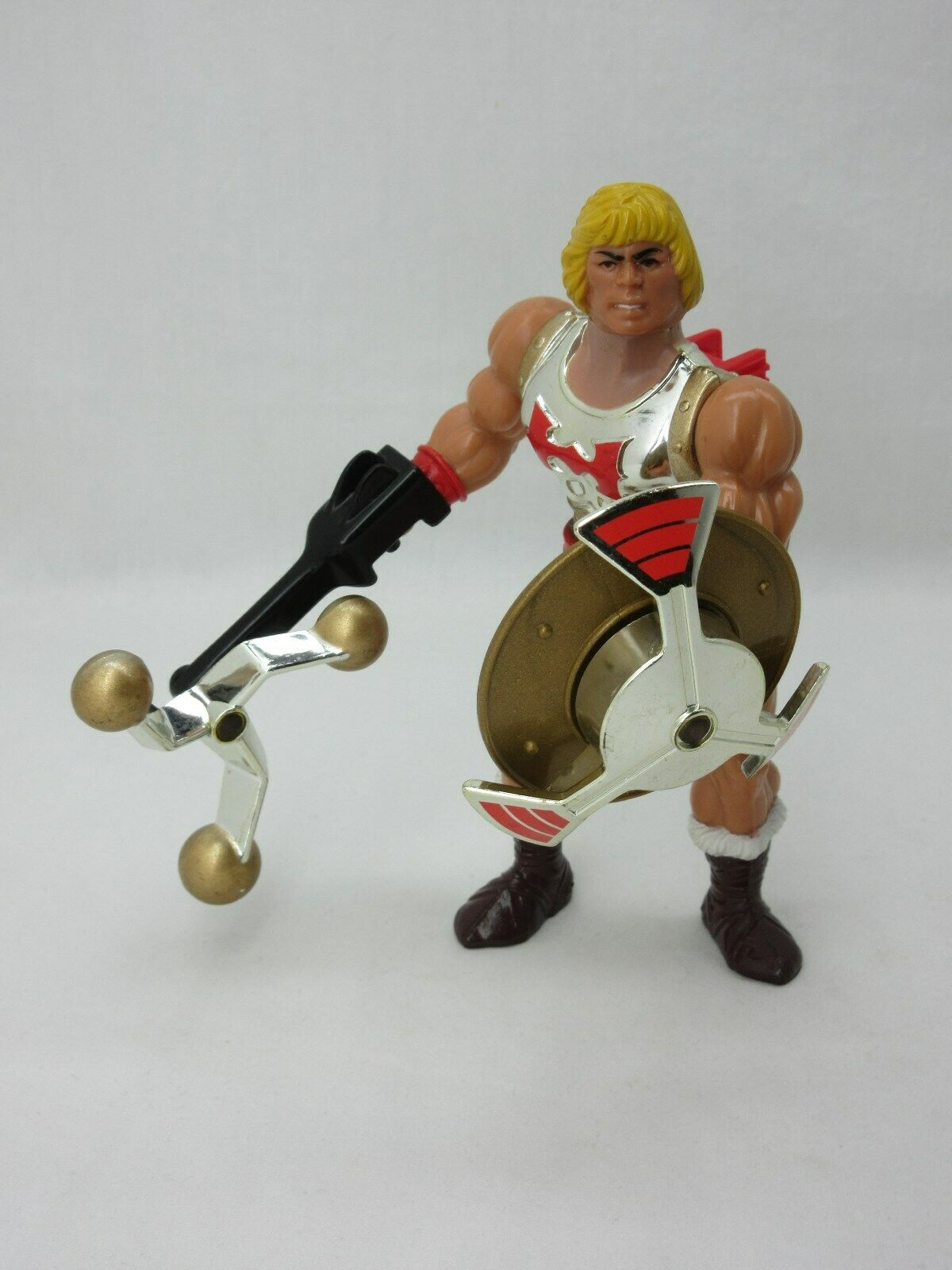 MOTU,Vintage,FLYING MOTU,Vintage,FLYING MOTU,Vintage,FLYING FISTS HE-MAN,Masters of the Universe,Complete,figure,Clip edfec9