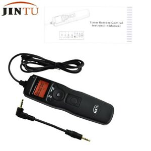 NEW-intervalometer-Timer-Remote-control-For-CANON-450D-1000D-500D-T5-SLR-RS-60E3