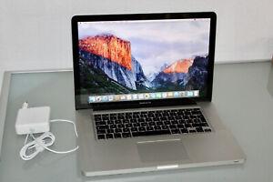 Apple MacBook Pro 15 Zoll Modell 5,3