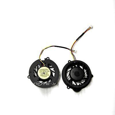 Geschickt Neu Cpu Kühler Lüfter Für Msi Vr201 Vr601 Gx400 Vr610 Vr200 Ex600 Ex700 Laptop