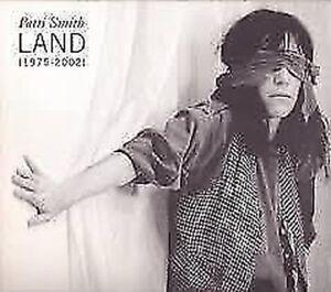 Smith-PATTI-Land-1975-2002-NUOVO-CD