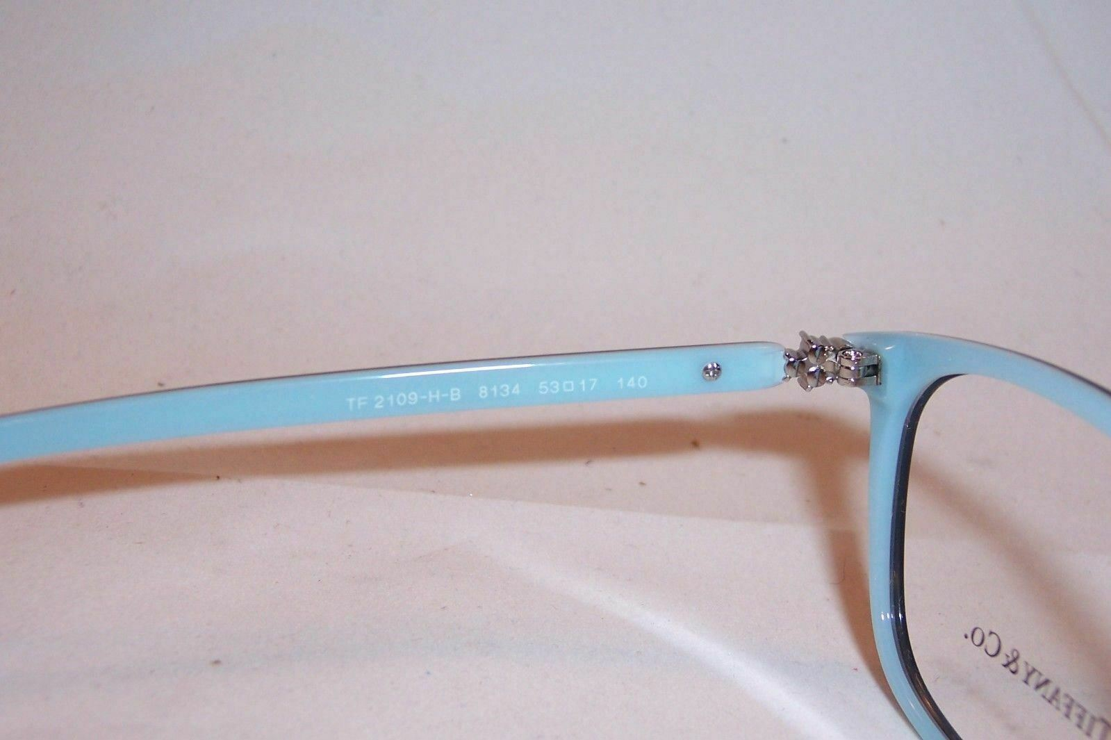 d17912217e9b Authentic Tiffany   Co. Tortoise RX Eyeglasses TF 2109hb - 8134 53mm for  sale online