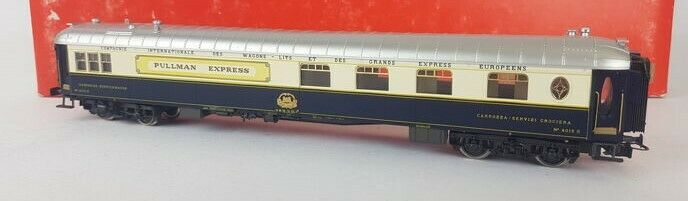 Rivarossi HO Carrozza Pullman Express 4013 Intraflug OVP NEW ART.2500