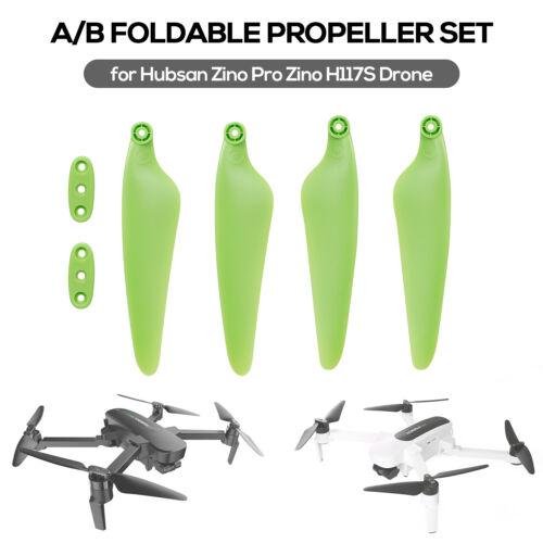 Hubsan Zino Pro A//B Propeller Set Blade Foldable Propeller Props for Hubsan C4N5