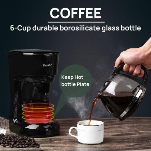 Barsetto coffee machine upgrade Automatic American drip Coffee Maker anti-dry