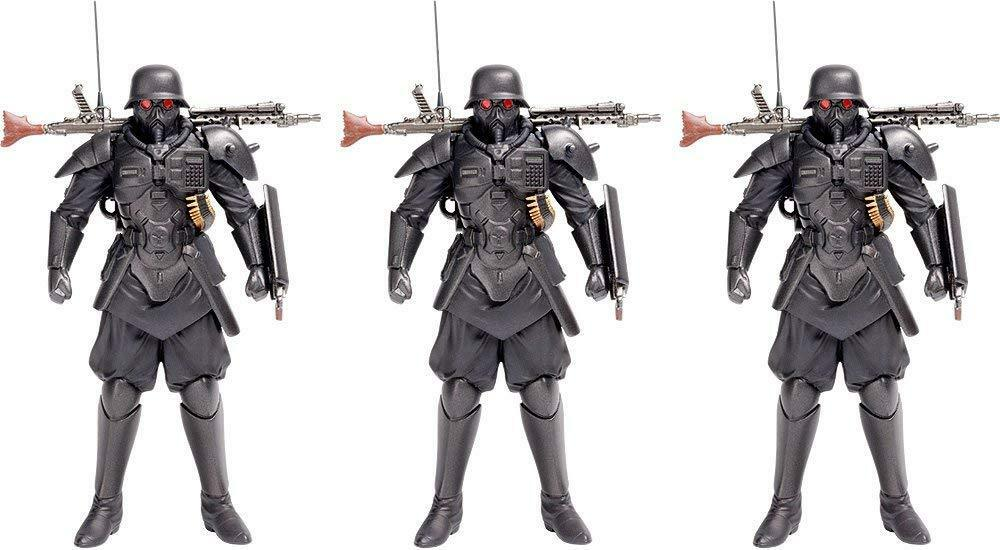 Kerberos Saga Predect Gear The Red Spectacles Ver. 1 20 Scale Model Kit