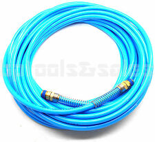 14 Npt Fitting X 50 Ft Air Compressor Pu Hose Roofing Framing Carpentry