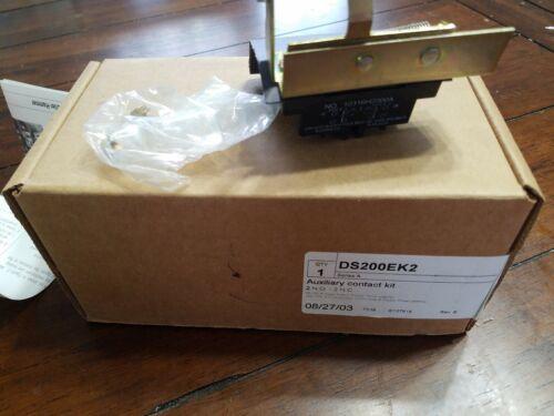 Cutler Hammer DS200EK2 Auxiliary Contact Kit 2 N.O.-2 N.C.