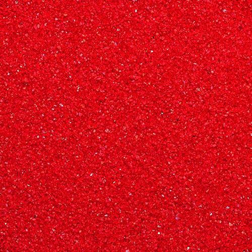 16oz Red BULK Color Resin Incense Burner Heat Absorbing / Decorating Sand  Art