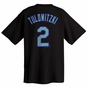 innovative design cf34f 2daca Details about Troy Tulowitzki Colorado Rockies Shirt New with tags  CLEARANCE 2XL