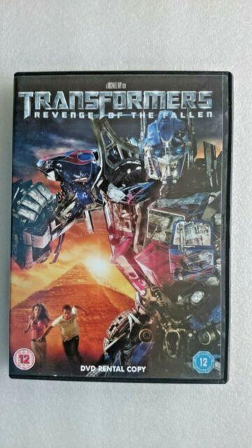 Transformers - Revenge of the Fallen (DVD 2009)