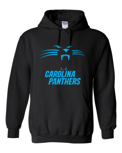 Brand New item overstock Vintage Carolina Panthers Hoodie Sweater Retro Logo